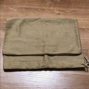 Dust bag Burberry